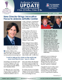 Spring 2008 newsletter cover image