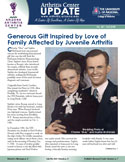 Fall 2008 newsletter cover image